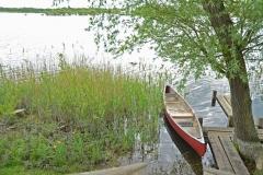Canoe and Pontoon